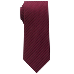 Eterna Krawatte breit rot