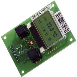 QuickCool QC-PC-D Display für Peltier-Controller (L x B x H) 50 x 68 x 24mm