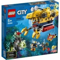 Lego City Meeresforschungs-U-Boot 60264