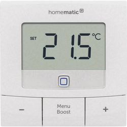 Homematic IP Funk Wandthermostat HmIP-WTH-B