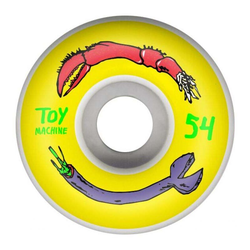 Rollen TOY MACHINE - Fosarms 54Mm (MULTI) Größe: 54MM