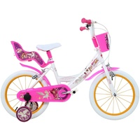 Mia and me Centopia 16 Zoll RH 27 cm weiß/pink