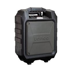 Lenco PA-60 - kompakter Party-Lautsprecher mit Lautsprecher