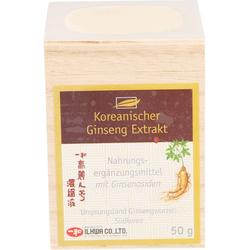KOREANISCHER Ginseng Extrakt 50 g