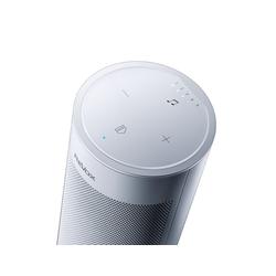 Revox STUDIOART A100 Room Speaker Lautsprecher (A2DP Bluetooth, Bluetooth, aptX Bluetooth, AVRCP Bluetooth, WLAN (WiFi), KleerNet, AirPlay, Analog In, 20 W, Room Speaker, WLAN Bluetooth Lautsprecher) weiß