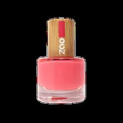 Zao - Bambus Nagellack - Nr. 656 / Coral - 8 ml
