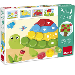 Goula Baby Color 26-teilig