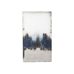 KARE Dekoobjekt Acrylbild Abstract Into The Sea 210x120cm