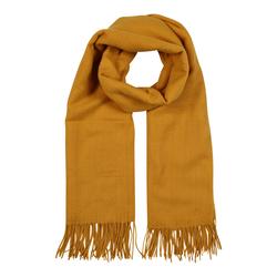 PIECES Damen Schal 'Kial' senf, Größe One Size, 5046590