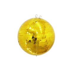 Eurolite 50120037 Discokugel mit goldener Oberfläche 40cm