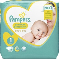 Pampers New Baby 2-5 kg 23 Stück
