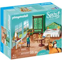 Playmobil Spirit Riding Free Luckys Schlafzimmer (9476)