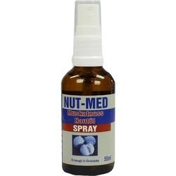 NUT Med Muskatnuss Hautöl Spray 55 ml