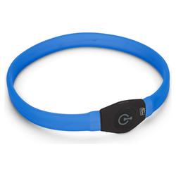 Karlie Visio Light LED Langhaar blau