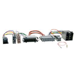 Freisprecheinrichtungsadapter für Mercedes mit Audio Gateway auf PARROT Freis...