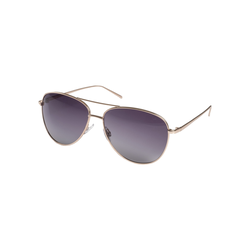 Pilgrim Damen Sonnenbrille 'Nani' gold / grau, Größe One Size, 4257352