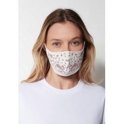 Mavi Mund-Nasen-Maske Maske red bandana, mit stylischen Mustern