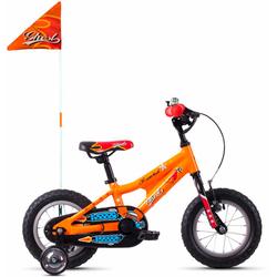 Ghost Kinderfahrrad POWERKID AL 12 K, 1 Gang orange Kinder Kinderfahrräder Fahrräder Zubehör Fahrrad