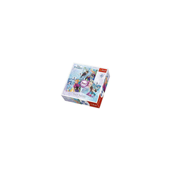 Trefl Puzzle 3in1 Puzzle - Die Eiskönigin (20/36/50 Teile), Puzzleteile