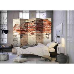 Paravent mit Stadtmauer Motiv 225 cm breit
