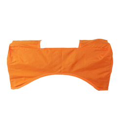Transporttasche Orange Bollerwagen
