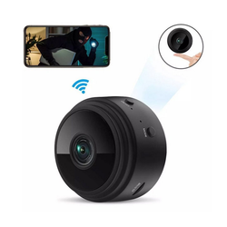 cofi1453 cofi1453® Mini Kamera 1080P Überwachungskamera Aussen WLAN WiFi Home Security Überwachung Wireless schwarz Überwachungskamera (außen)