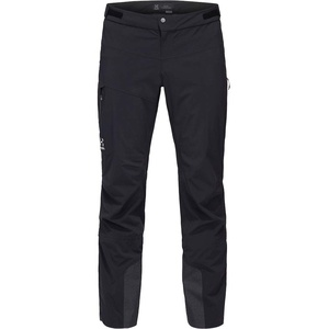 Haglöfs Skihose Herren L.I.M Touring Proof Pant wasserdicht, Winddicht, atmungsaktiv, kleines Packmaß True Black L L