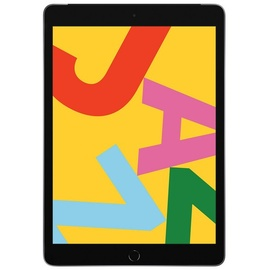 Apple iPad 10.2 (2019) 32GB Wi-Fi Space Grau