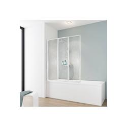 Schulte Badewannenaufsatz Komfort, Acrylglas, (3 tlg)