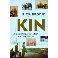 Kin als Buch von Nick Brodie