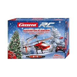 Carrera® Spiel, Carrera RC Adventskalender - 2,4 GHz Helicopter