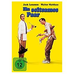 seltsames Paar  Ein - DVD  Filme
