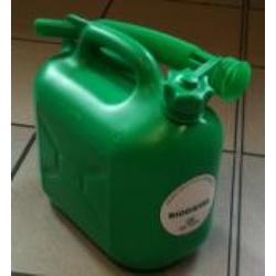 Biodiesel DIN EN 14214, 5l Kanister