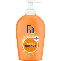 FA Seife Hygiene Frische und Pflege antibakteriell Orangenduft 250 ml