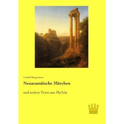 Neuaramäische Märchen als Buch von