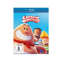 Captain Underpants-Der supertolle erste Film Blu-ray