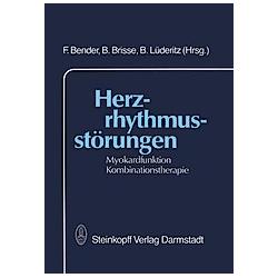 Herzrhythmusstörungen - Buch