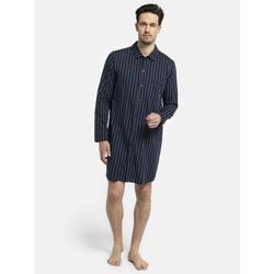 seidensticker Nachthemd Nachthemd, durchgeknöpft (1-tlg) 58