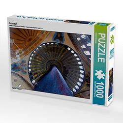 Istanbul Lege-Größe 64 x 48 cm Foto-Puzzle Bild von Erwin Altmeier Puzzle