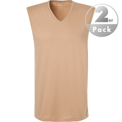 RAGMAN V-Shirt 2er Pack UW2057/086