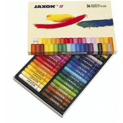 JAXON 47436 36er Et Pastell Ölkreide sort.