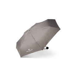 TOM TAILOR Taschenregenschirm Regenschirm grau