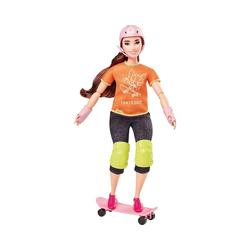 Mattel® Anziehpuppe Barbie Skateboarder Puppe