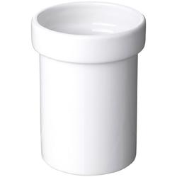 Sanotechnik Zahnputzbecher GLAS MARTINS, (1-St)