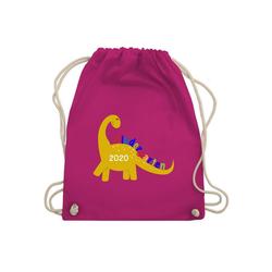 Shirtracer Turnbeutel Kindergarten 2021 -Dino - Kindergarten - Turnbeutel - Jutebeutel & Taschen, turnbeutel mädchen kindergarten