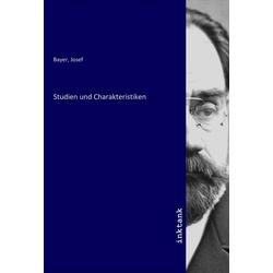 Studien und Charakteristiken als Buch von