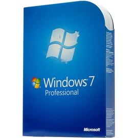 Microsoft Windows 7 Professional SP1 64-Bit OEM DE