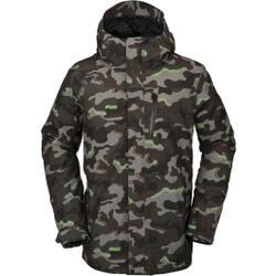 Volcom - L Gore-Tex Jacket Army - Skijacken - Größe: M