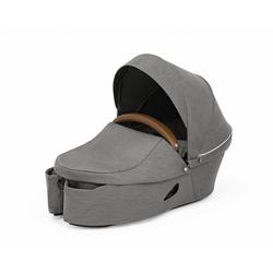 Stokke Babyschale Stokke® Xplory® X Babyschale - Kinderwagen-Aufsatz für Stokke Xplory Fahrgestell grau