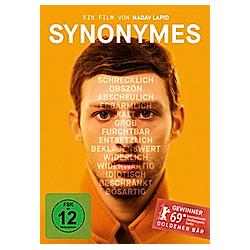 Synonymes - DVD  Filme